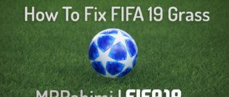 FIFA 19: 3D газон на Windows 10