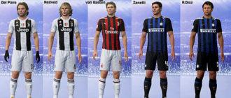 FIFA 19: Мод 150 легенд в своих клубах