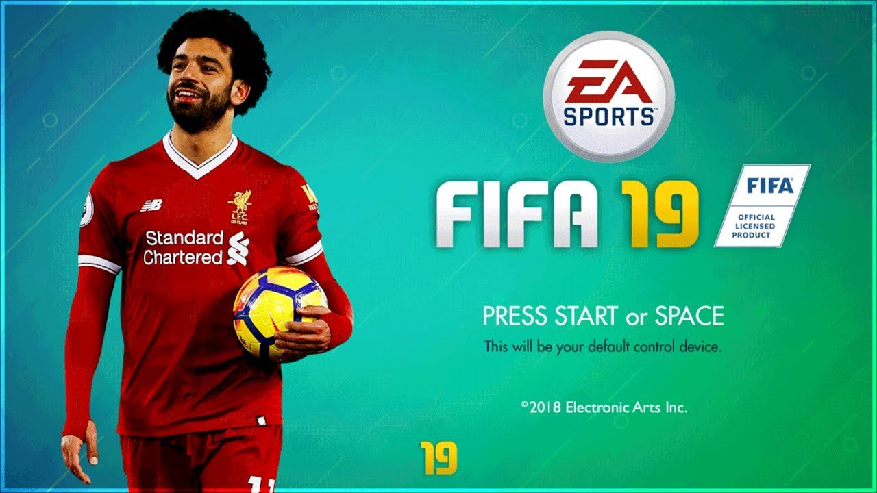 FIFA 19: Оригинальная база данных