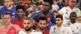 FIFA 18: Crazy BOOMM мод v1.1 на 6 обновление