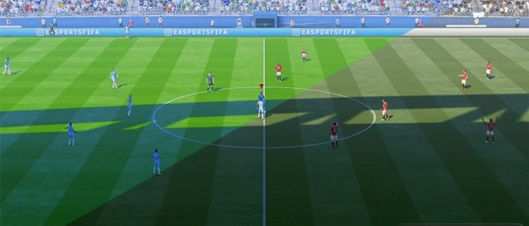 FIFA 17 Мод улучшение графики V1