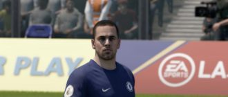 "FIFA 18 ""Icons and Legends V4"""