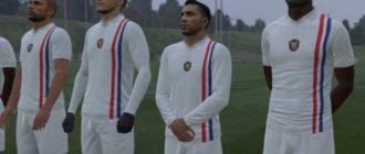 "FIFA 17 ""ModdingWay Squad File 2.0.0"""