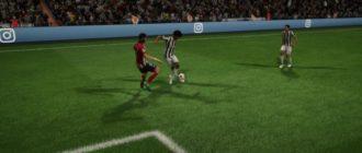 "FIFA 18 ""Улучшение графики Green Pitch with VIVIDxtrem Technologie (Зеленый газон)"""