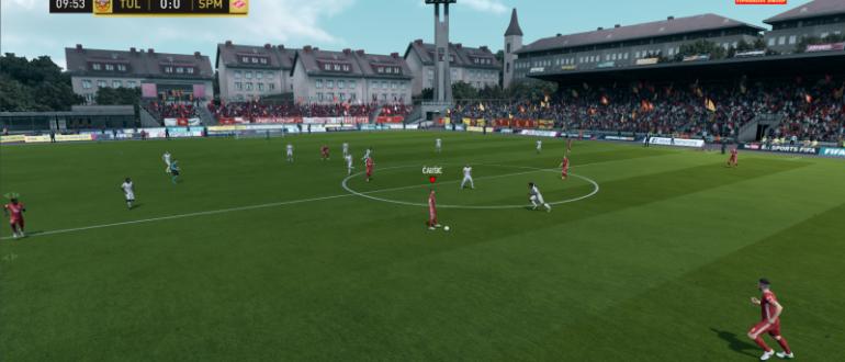 "FIFA 18 ""scoreboard"""