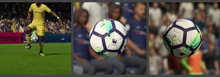 "FIFA 18 ""BPL Ball Nike Merlin Style 18/19"""