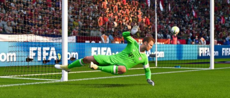 "FIFA 18 ""Real Life v1.0"""