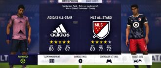 "FIFA 18 ""Icons and Legends V3"""