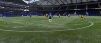 Empty Stadium Мod