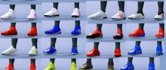 """FIFA 19 """"Big boots pack/Большой набор новых бутс"""""""