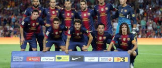 "FIFA 19 ""FC Barcelona 19-20 kits and minikits"
