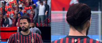 Форма Милана к 120-летию клуба