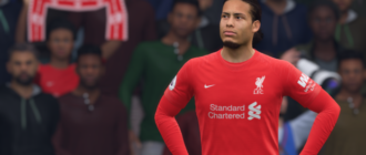 LIVERPOOL NIKE FIFA 20 MOD